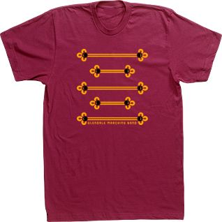 129 best band designs images on pinterest for High school band shirts