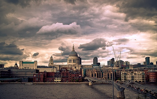 London clouds by Max Khokhlov taken with the Sigma DP2 Merrill | Flickr photo share