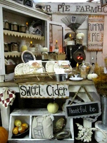 Farmers Market Craft Booth Ideas