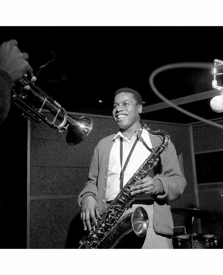 Wayne Shorter-24 December 1964 at RVG studio.