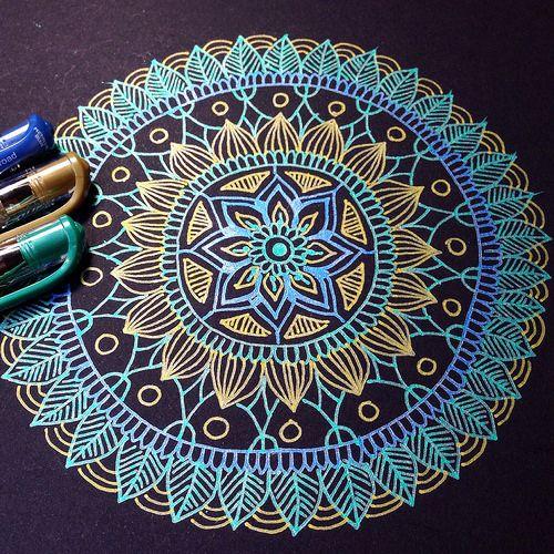 Mandala | maria mercedes trujillo a | Flickr