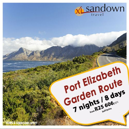Spend 3 nights at Hopewell Private Game Reserve and 2 nights at Plettenberg Park Hotel. Book now! http://sandowntravel.co.za/pe-selfdrive/