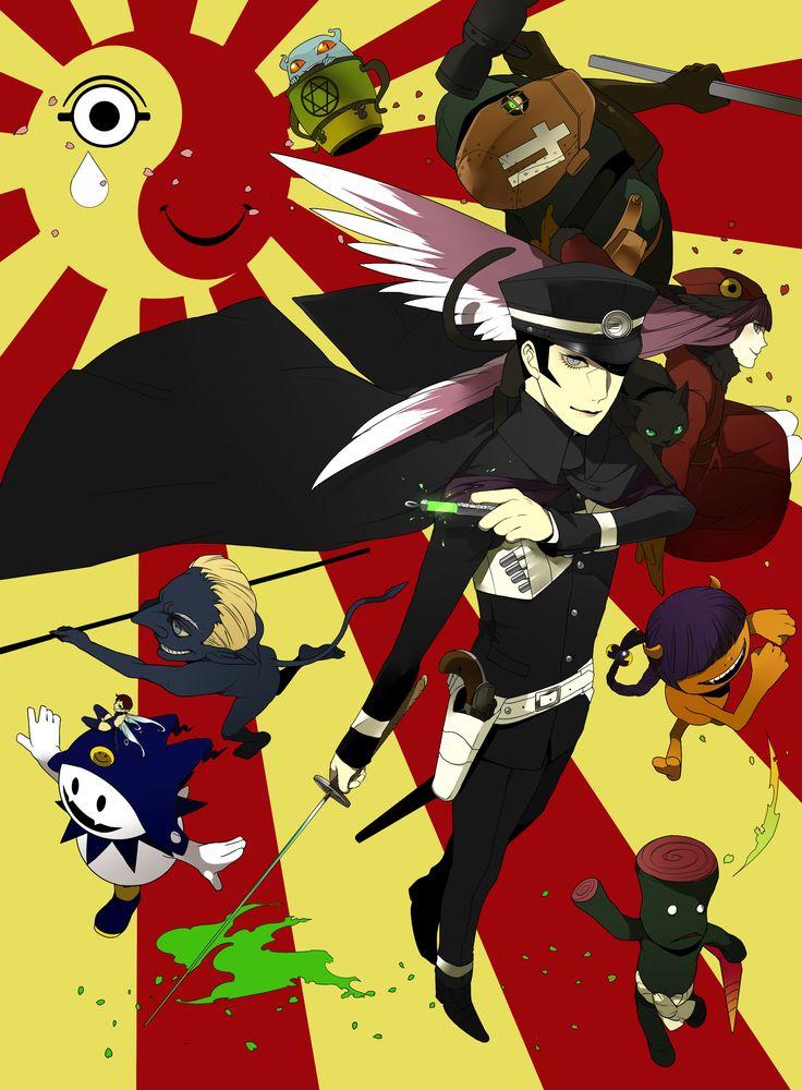 Shin Megami Tensei: Devil Summoner Raidou Kuzunoha vs. The Soulless Army