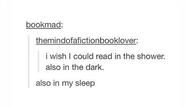 wouldn't that be lovely? i never have time to read anymore
