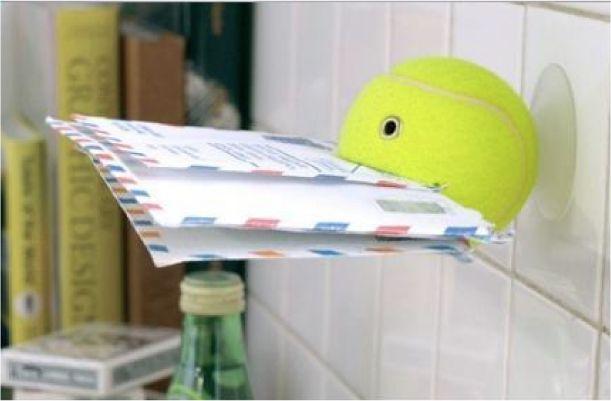 recyclage balle de tennis