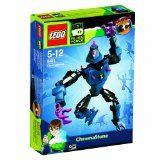 LEGO Ben 10 Alien Force 8411 ChromaStone