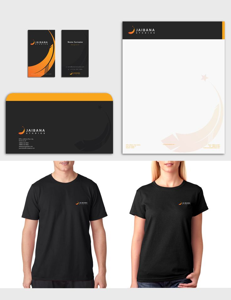 (Concept Only) Stationery Design 2