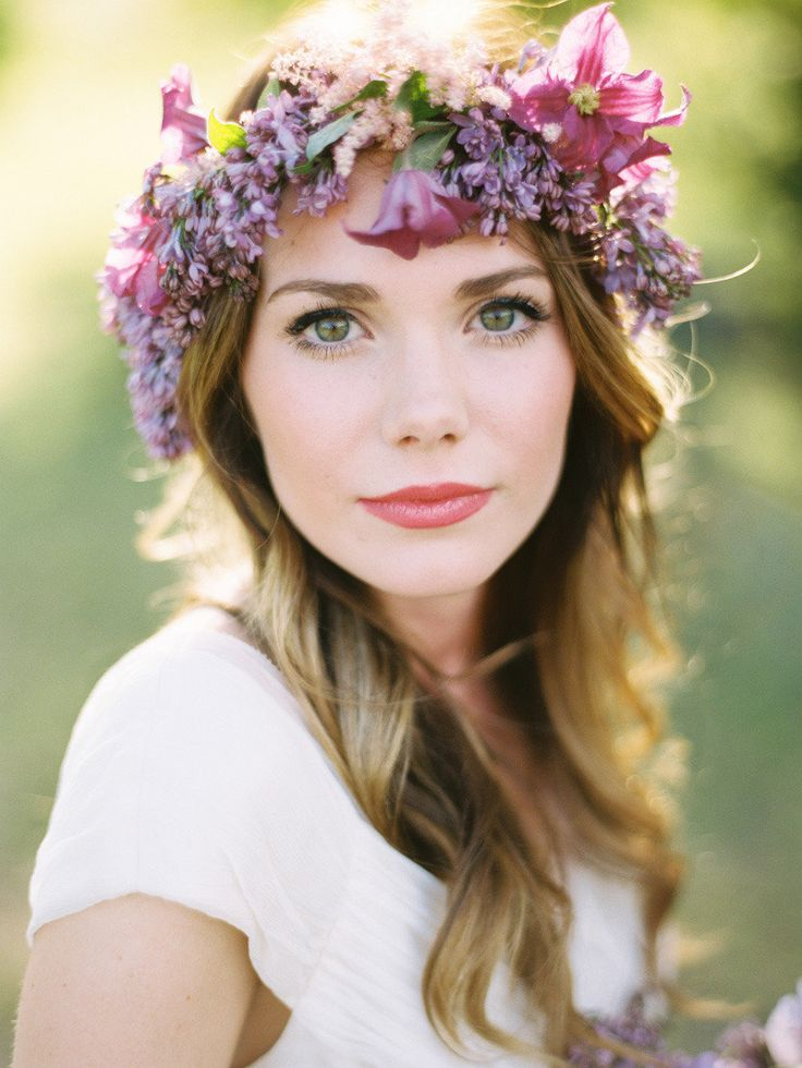 flower crown wedding hair 60 best images about floral bridal crowns wreaths 4156