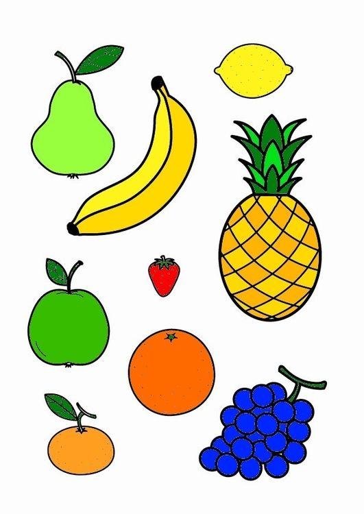 Afbeelding fruit