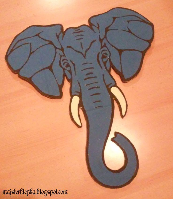 """Majsterklepka - Zrób to sam: 180. Głowa słonia, czyli """"przebranie"""" na przedstawienie"""