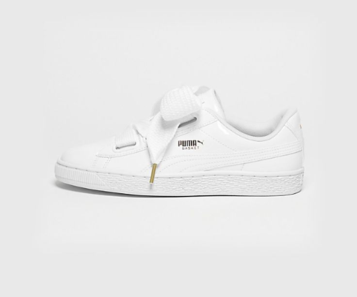 40187f66858 ... 7338409265852419689 Sneakers women - Puma Basket Heart Patent white  (©sapatostore) ...