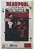 #6: Deadpool Versus The Punisher #1 NM Marvel Comics MD9