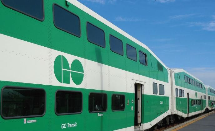 D3 integrated system for incident reporting and case management used at GO Transit