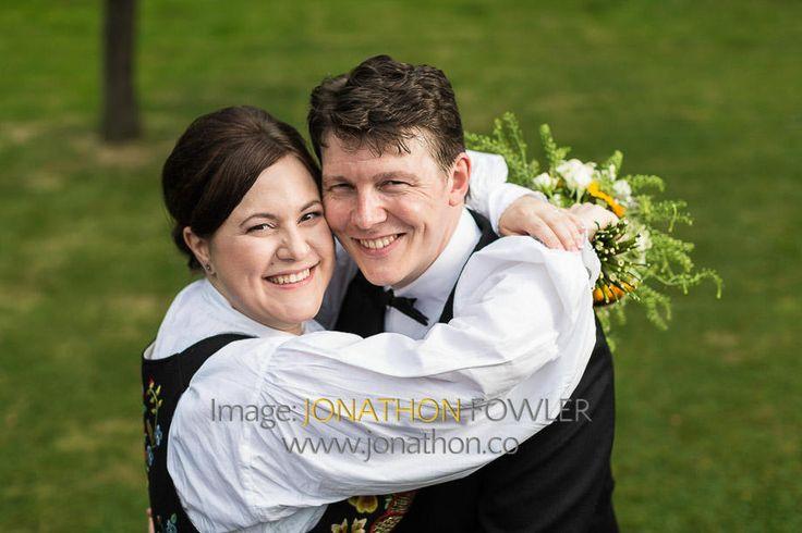 Bonham Hotel Wedding - Anette and William