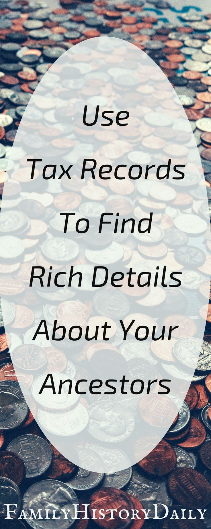 Using tax records in your genealogy research can help you learn about your ancestry by bridging information gaps between census years and adding more detail to your family tree.