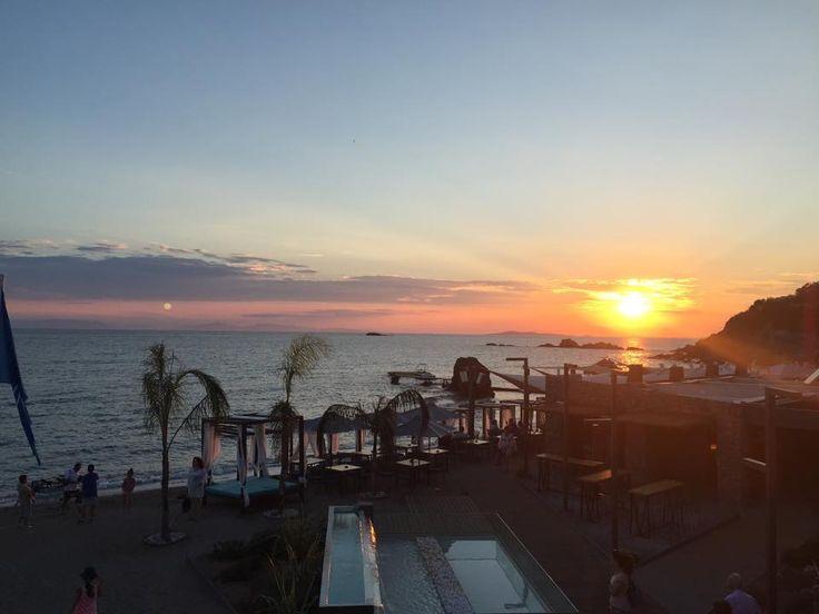 Anavyssos Eden Resort, Greece #nofilter