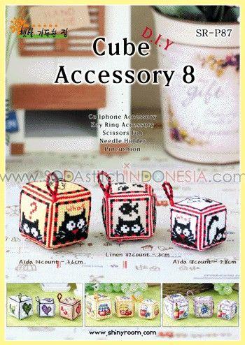 Sodastitch Indonesia SR-P87 - D.I.Y. Cube Accessories 8