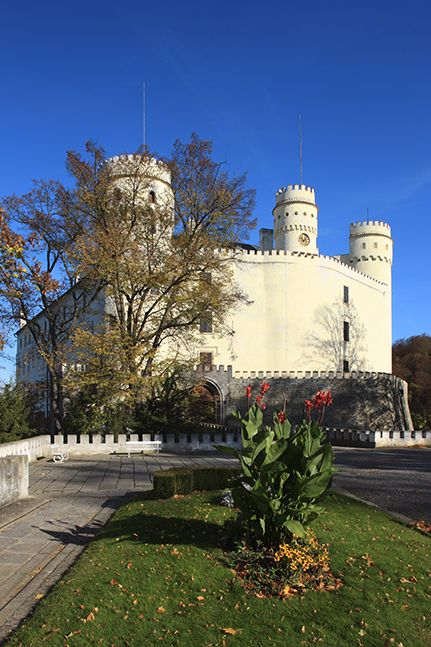 Orlík, kalendář Naše hrady a zámky 2017