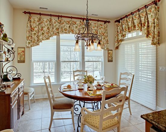 Kitchen Custom Curtains Design, Pictures, Remodel, Decor And Ideas