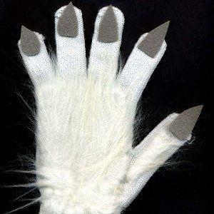 Menacing Monster Gloves