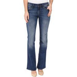 3717501-p-2x Best Deal Mavi Jeans  Ashley MidRise Bootcut in Mid Indigo Gold (Mid Indigo Gold) Women's Jeans