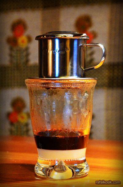 Kawa po wietnamsku.