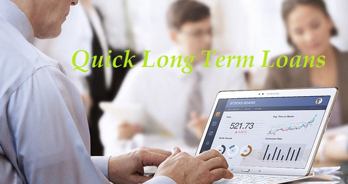 Top Benefits That Makes Quick Long Term Loans A Tempting Lending Choice!