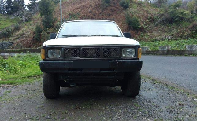 Nissan 4x4 preços usados