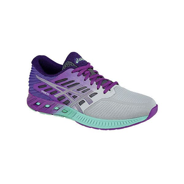 ASICS® FuzeX (150 AUD) ❤ liked on Polyvore featuring shoes, athletic shoes…