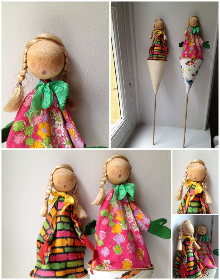 marionnettes poupées anciennes