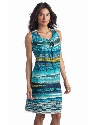 Kim Rogers  Petite Crochet Dress