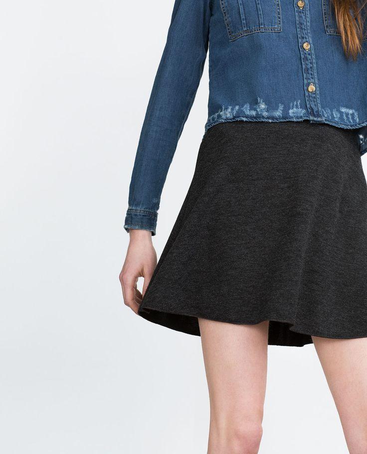 Zara falda 9,95€