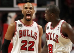 Taj Gibson Close To Contract Extension With Bulls  - expressNBA