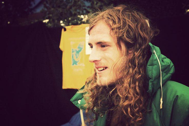 Zach Hill, great drummer and artist.