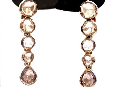 Meera Flute Earrings