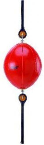 Boxe palla tesa Punching ball  Cod. 4211 - Marca: Schiavi  Punching ball in p.u. colore rosso completa di tiranti elastici.  Prezzo:  € 41,00  IVA inclusa