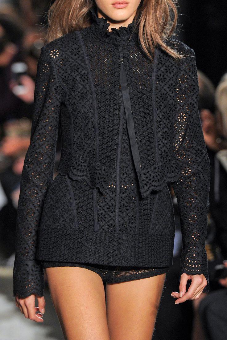BLACK CLOTHES - Philosophy Di Lorenzo Serafini | Milan Fashion Week | Spring 2016