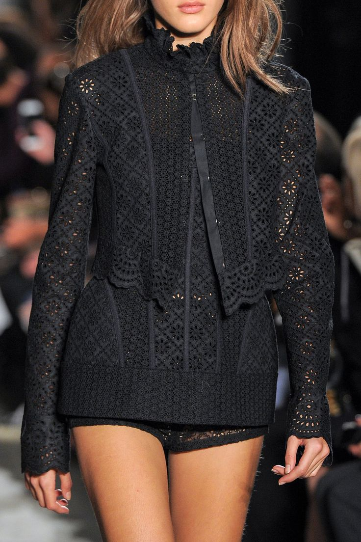 BLACK CLOTHES - Philosophy Di Lorenzo Serafini | Milan Fashion Week | Spring 2016