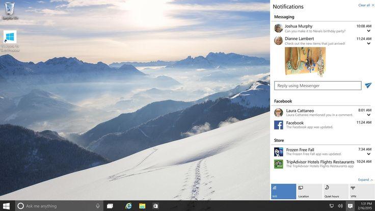 İlk 24 Saatte 14 Milyon Windows 10 Dağıtıldı
