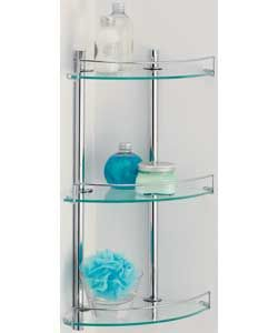 Home Corner Glass And Wire Rack Upstairs Bathroom Cheap