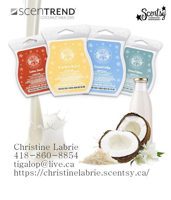 Collections de Fragrances  Nos parfums sont disponibles sous différentes formes. Que vous chauffiez un parfum dans votre maison, appliquiez un produit Layer sur votre peau ou utilisiez un produit pour rafraîchir votre lessive, les produits Scentsy enrichiront votre vie avec d'agréables parfums.