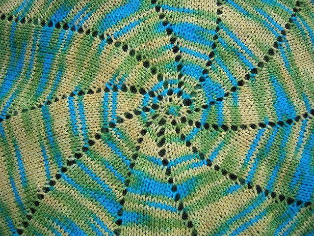 Pinwheel Knitting Pattern : Pin by Dutch Ike on Knit & Crochet Blankets Pinterest