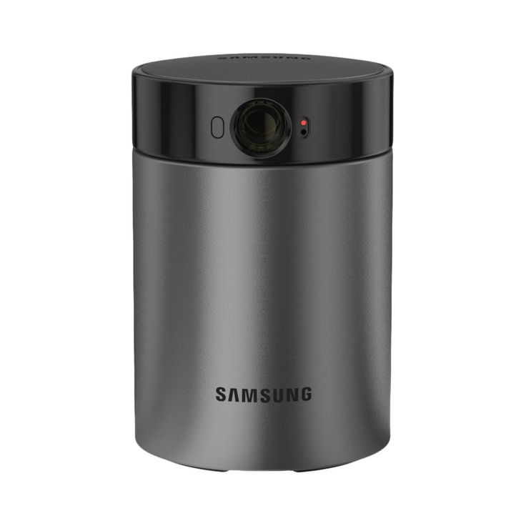 Samsung A1-Home Security System - Black (Sna-R1100W)