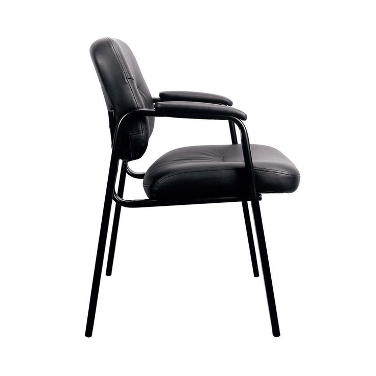 ofm leather executive side chair from