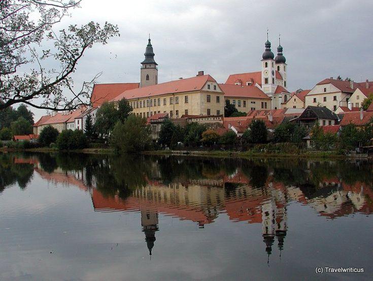 Church of the name of Jesus in Telč, Czech Republic