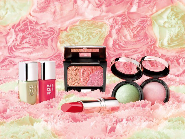 Der Trend Look Spring/Summer 2014 von Make up Factory entführt in eine romantische Welt voller Leichtigkeit. Kirschblüten läuten den Frühling ein und hüllen die Welt in ein rosa-weißes Blütenmeer. Alle Farben und Produkte unter http://www.cosmoty.de/news/6246/