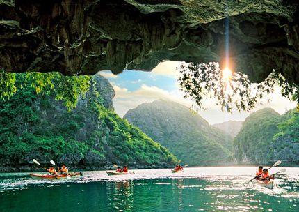 Ha Long Bay, Vietnam: Favorite Places, National Geographic, Caves, Beautiful Places, Halong Bays, Hao Long, World, Maravilla Del, Adventure Travel