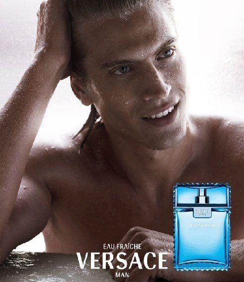 Fräsch vardagslyx från Versace | Testpiloterna  Recension av Versace Man Eau Fraiche Edt.
