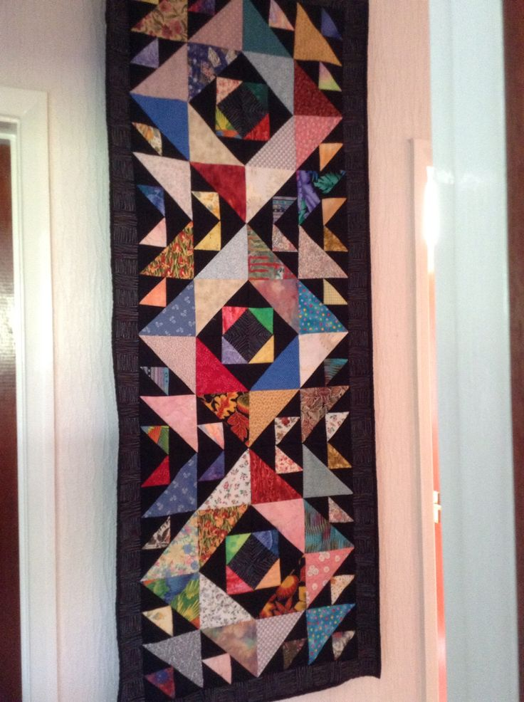 Wall hanging workshop with Jan Hassard