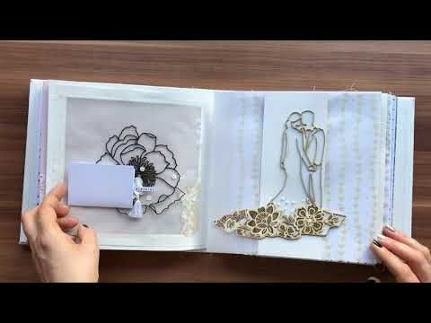 Wedding minialbum by Veronika Mayer